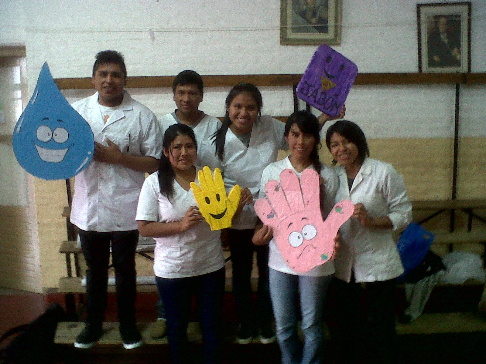 Intervención educativa de estudiantes de Enfermería en Tunuyán 2 (2)