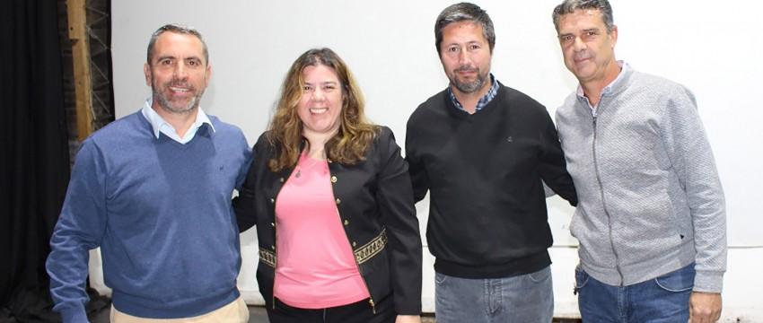 FIRMA CONVENIO CON LA MUNI DE SAN CARLOS 2018