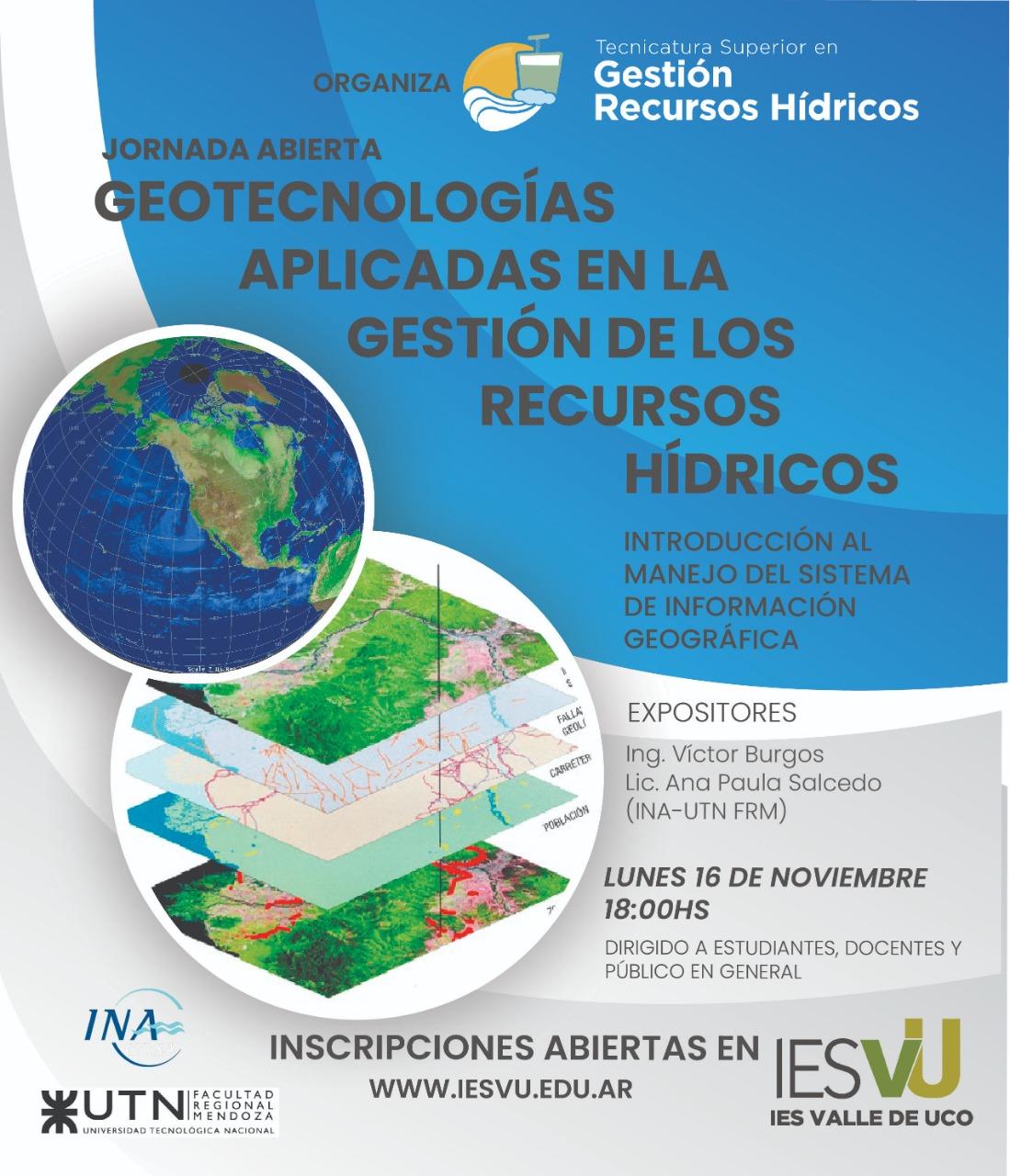 geotecnologías