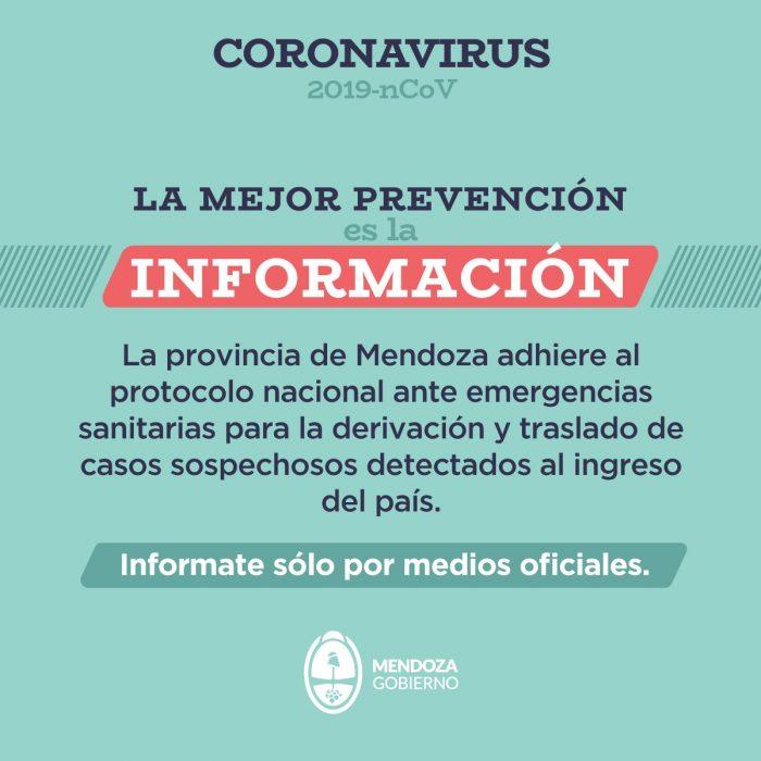 INFORMACIÓN CORONAVIRUS 1